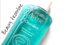 Cleanance Gel @ Beauty Frontline - Beauty blogger