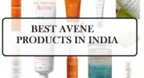 10 best Avene products available in India by Indian beauty blogger