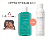 HOW TO GET RID OF ACNE BY @ LITTLE RED TOTE BEAUTY BLOG