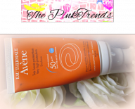 Avene Sunscreen SPF50+ @ Pink Trend Indian beauty blogger
