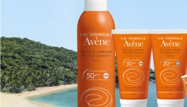 Avène gives Indian skin triple protection