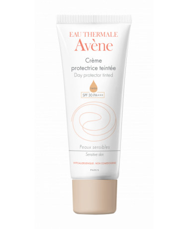 day protector tinted uv cream