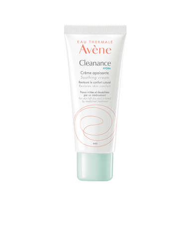Cleanance HYDRA hydrating soothing care