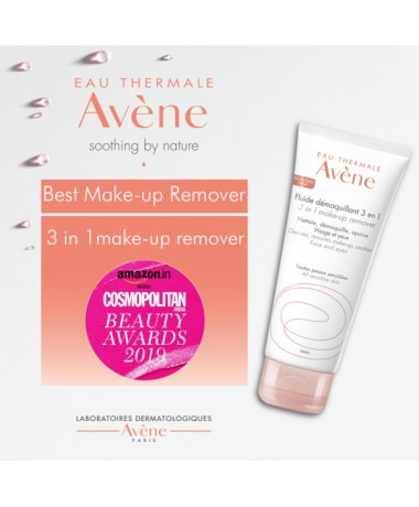 3 in 1 make-up remover
