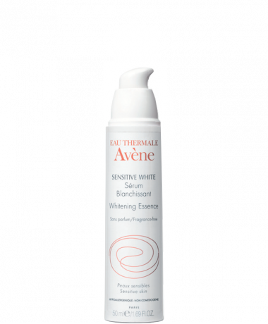 sensitive skin whitening essence