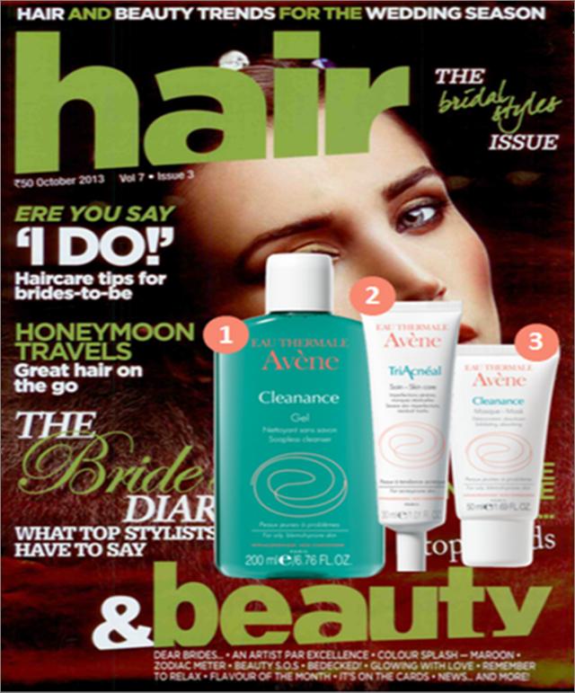 3 step Cleanance range @ Hair Magazine