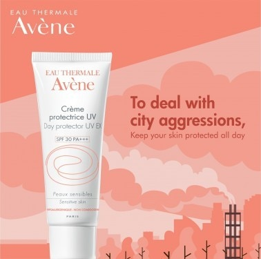 The plot, the twist and the villains: here is how we introduce the new  Eau Thermale Avène daily protections and hydration care