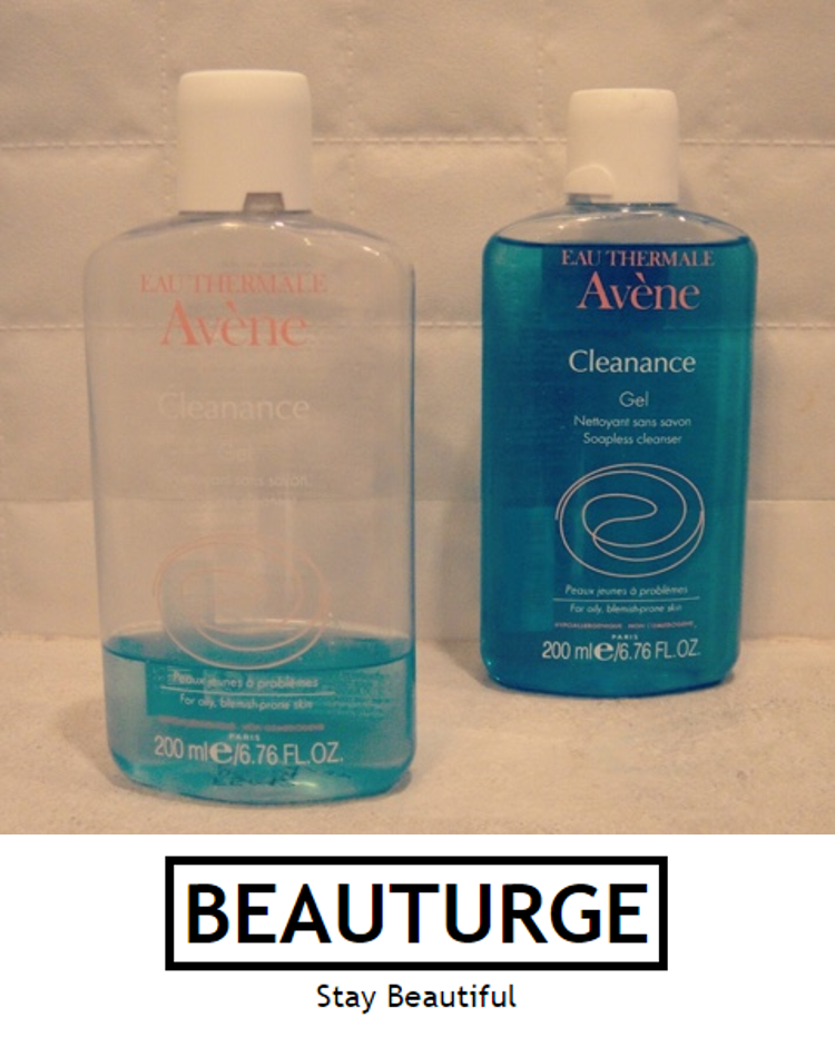 Avene Cleanance Gel Cleanser For Oily And Acne Prone