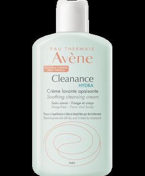 Cleanance HYDRA Crema detergente lenitiva