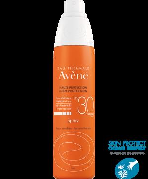 Spray alta protezione SPF 30