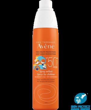 Spray bambino Protezione molto alta SPF 50+
