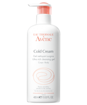 Cold Cream Gel detergente surgras