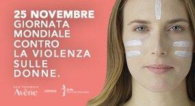 Giornata mondiale contro la violenza sulle donne | Avène
