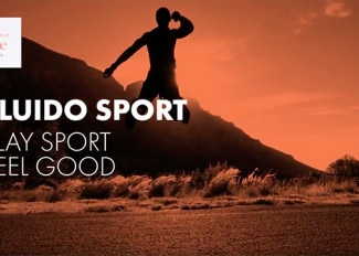 Fluido Sport SPF50+ | Nuovo trattamento solare per sportivi outdoor