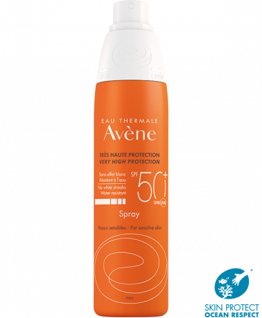 Avène | Protezione solare - Pelli sensibili - Spray SPF 50+