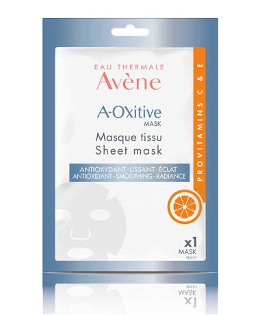 A-Oxitive Maschera in tessuto SOS antiossidante
