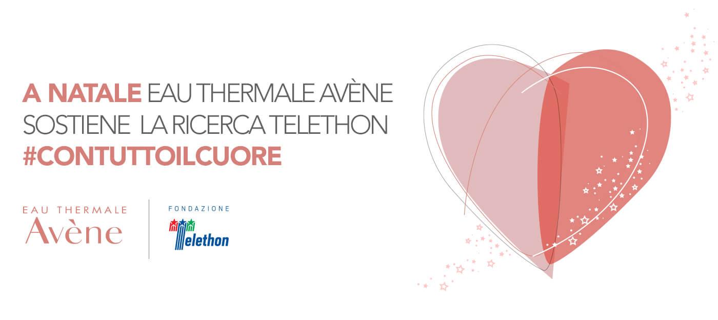 Campagna Telethon | Avène