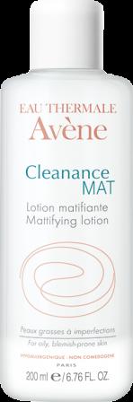 """Matinį efektą suteikiantis tonikas """"CLEANANCE MAT"""""""