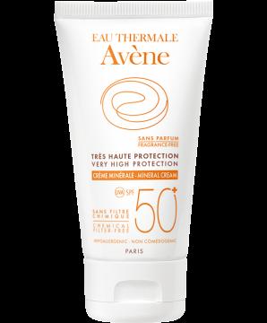Crème Minérale 50+