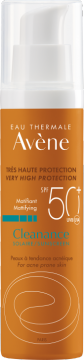Cleanance High protection SPF 50