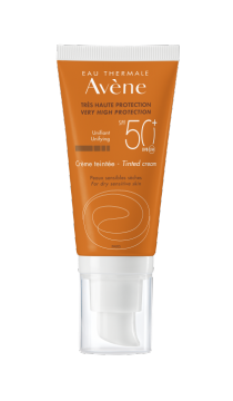 Tinted Cream SPF 50+
