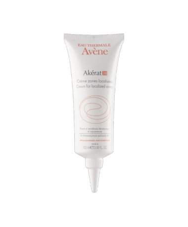 Akérat 30 Cream for localized areas