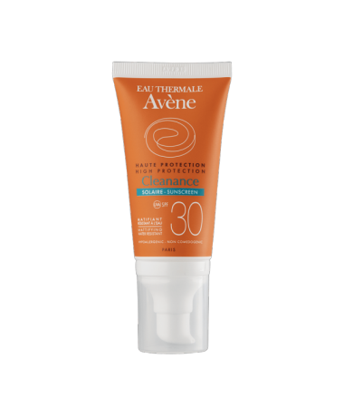 Cleanance High protection SPF 30