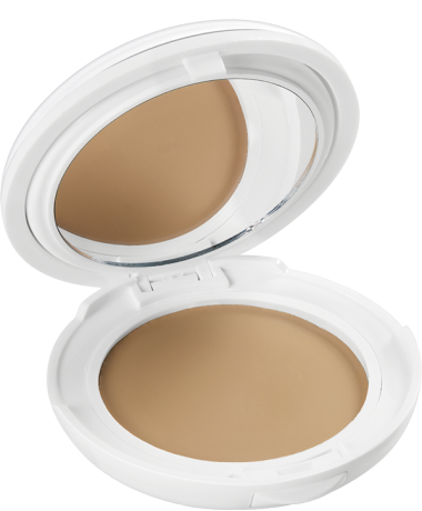 Compact foundation cream Comfort texture