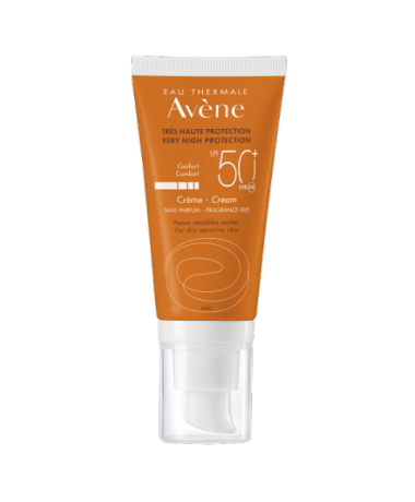 Cream SPF 50+ FRAGRANCE-FREE