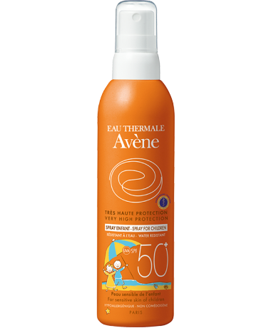 Spray for children SPF 50+