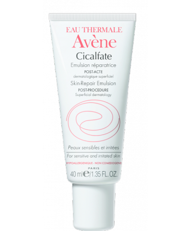 Cicalfate Skin-Repair Emulsion POST-PROCEDURE