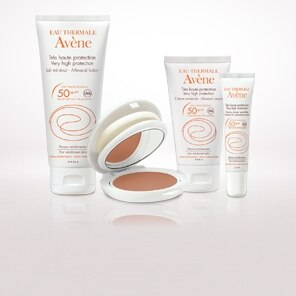 Sunscreens: Intolerant skins