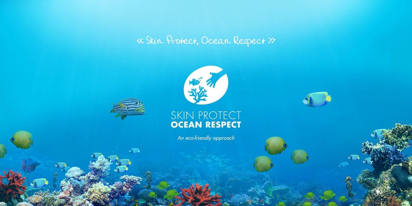 Skin Protect, Ocean Respect