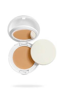Maquillaje compacto confort