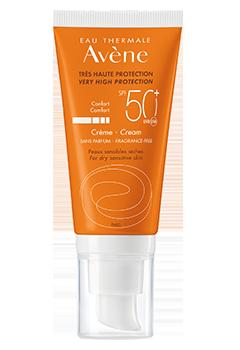 Protector solar para pieles sensibles