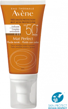 Mat Perfect Fluido FPS 50+ CON COLOR