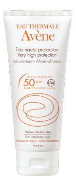 Leche mineral solar FPS50+