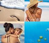 Visita nuestro micrositio y conoce más sobre el cuidado de la piel y la vida marina