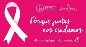 Eau Thermale Avène y FUCAM, juntos contra el cáncer de mama
