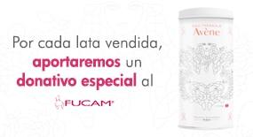 Avène y FUCAM juntos contra el cáncer de mama