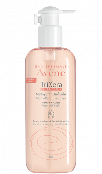 TriXera Nutrition Nutri-fluid Cleanser-400ml