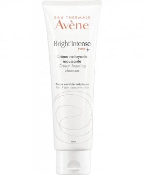 Brightening Cream Foaming Cleanser