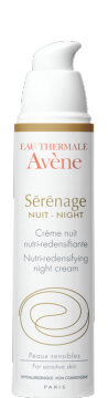 Sérénage nutri-redensifying night cream