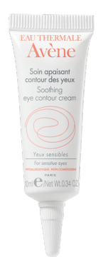 Soothing eye contour cream
