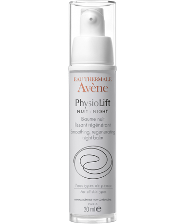 PhysioLift NIGHT Smoothing regenerating night balm