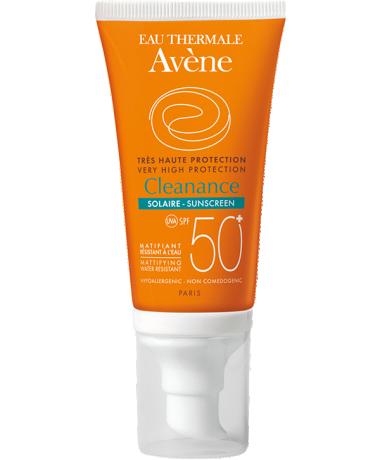 SPF 50+ Cleanance Sunscreen