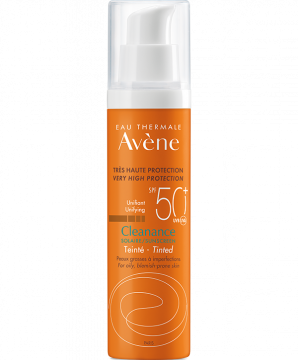Cleanance solaire getint SPF50+