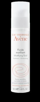 Matterende fluid