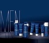 Ontwikkeld voor de gevoelige huid van de man : MEN