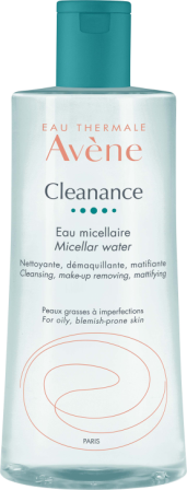 CLEANANCE Micellair water